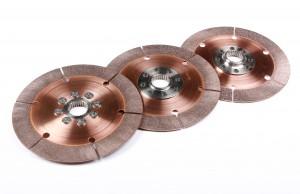 Clutch disk set 116002